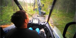 Maskinförare - Stors Enso Skog