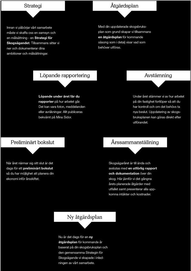 process skogsförvaltning