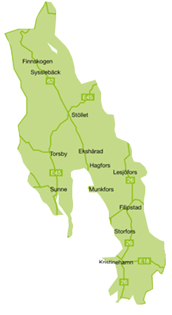 Norra och Östra Värmland