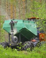 Skogsgodsling Stora Enso Skog
